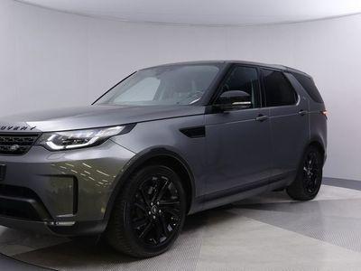 käytetty Land Rover Discovery 2,0 Td4 HSE Aut Pakettiauto ALV24%, Täys-LED-valot, Meridian, Navi, Nahat, ilma-alusta