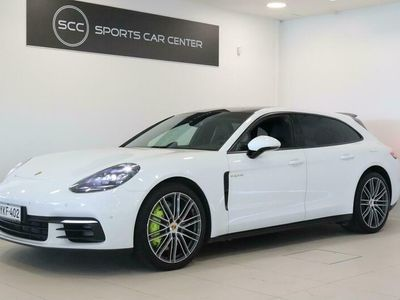 käytetty Porsche Panamera 4 E-Hybrid Sport Turismo, Panoraama, PASM, 21´