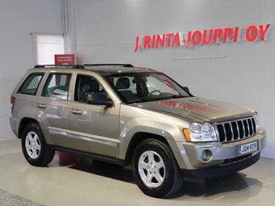 käytetty Jeep Grand Cherokee 3,0 CRD LAREDO business *Suomi-auto / Nahkaverhoilu / Koukku / Lämmitin*