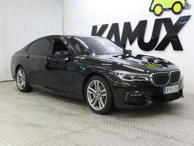 käytetty BMW 740 740 e iPerformance Plug-In Hybrid A M-Sport **NIGHTVISION, HUD, ILMAJOUSET, ILMASTOIDUT HIEROVAT COMF