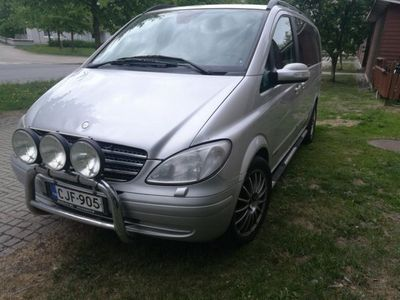 gebraucht Mercedes Viano 8 paikkainen tila-auto