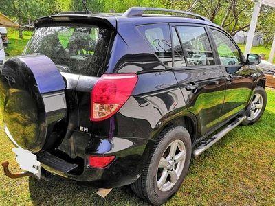 käytetty Toyota RAV4 juuri katsastettu