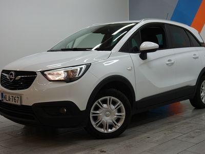 käytetty Opel Crossland X Enjoy 1,2 Automaatti Start/Stop 81 kW AT6 **** Korko 0,9% + min. 1500 EUR takuuhyvitys ****