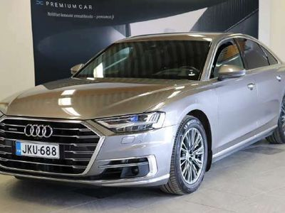käytetty Audi A8 Sedan 50 TDI quattro tiptronic-aut