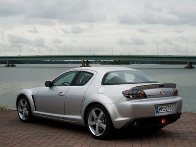 used Mazda RX8 High Power