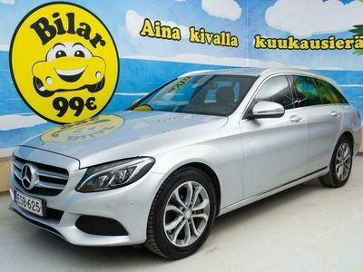 käytetty Mercedes C350e T A Premium Business Avantgarde
