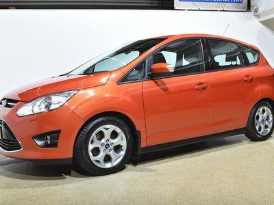 käytetty Ford C-MAX 1,6 150 EcoBoost Trend 5-ov **Korkotarjous 1,95% + kulut**