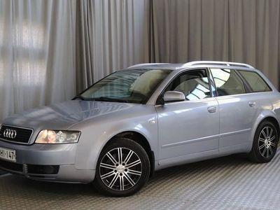 käytetty Audi A4 Avant 1,8 Turbo Quattro 120kW, SUOMI-AUTO!