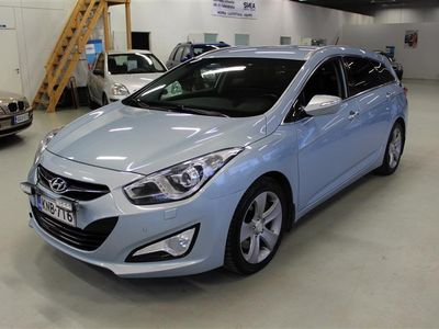 käytetty Hyundai i40 Wagon 1,7 CRDi 100kW 6AT Comfort Plus