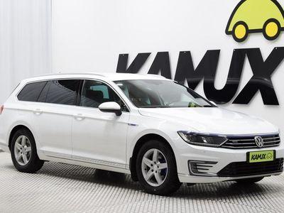 käytetty VW Passat Variant 1.4 TSI GTE Polttoainelämmitin