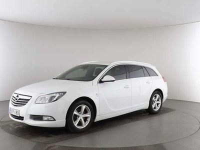 käytetty Opel Insignia Sports Tourer Sport 2,0 CDTI Ecotec DPF 4x4 118kW AT6 BL - YHTEYDENOTOT : LAURI KOHONEN 040 740 9598
