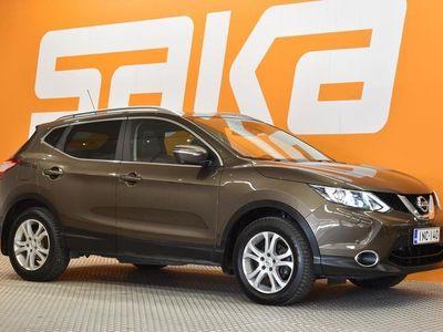 käytetty Nissan Qashqai 1,6dCi 130 Tekna 2WD 6M/T **** Korko 0,9% + min. 1500 EUR takuuhyvitys ****