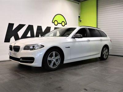 käytetty BMW 520 xDrive Touring Steptronic, 190hv