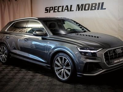 käytetty Audi Q8