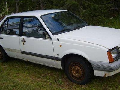 käytetty Opel Ascona 1.6