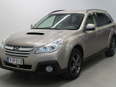 käytetty Subaru Outback 2,0 TD Ridge CVT