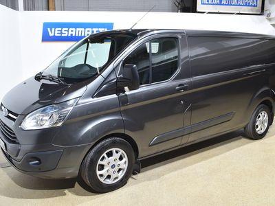 käytetty Ford Custom Transit310 2,2TDCi 155 Trend Van N1 L2H1 **Rahoitustarjous 1,9% + kulut**