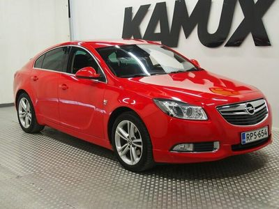 käytetty Opel Insignia 5-ov Sport 2,0 Turbo Ecotec 4x4 184kW AT6 BL