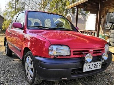 käytetty Nissan Micra k11 1995 1.0 Hit