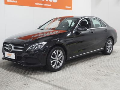 käytetty Mercedes C250 d 4Matic 30 Years Edition
