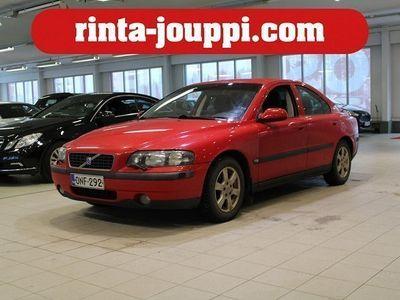 käytetty Volvo S60 2.4 4d 103kw