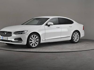 käytetty Volvo S90 D5 AWD Business Inscription A- On Call, Vetokoukku, Navi, Peruutuskamera-