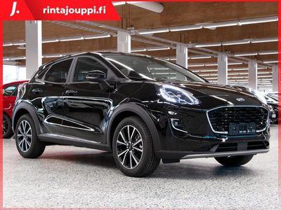 käytetty Ford Puma 1,0 EcoBoost Hybrid (mHEV) 125hv M6 Titanium 5-ov
