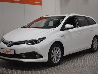 käytetty Toyota Auris Touring Sports 1,8 Hybrid Active (MY16)