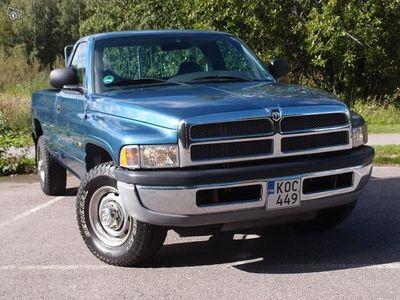 käytetty Dodge Ram 2500