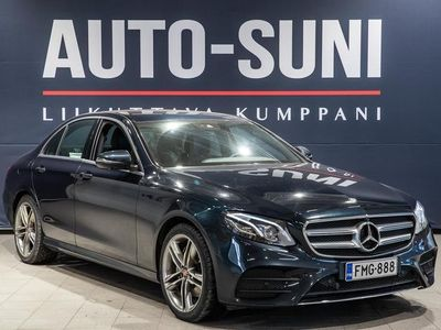 käytetty Mercedes E220 A Premium Business AMG