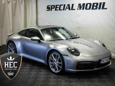 käytetty Porsche 911 Carrera 4S PDK 992 (Sport -putkisto, Sport Chrono, GT, PASM)