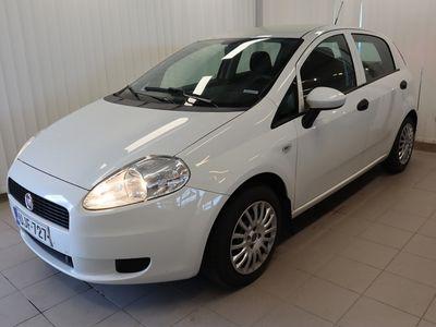 käytetty Fiat Grande Punto Actual 1,2 8v 65hv 5D Bensiini - *Siisti*