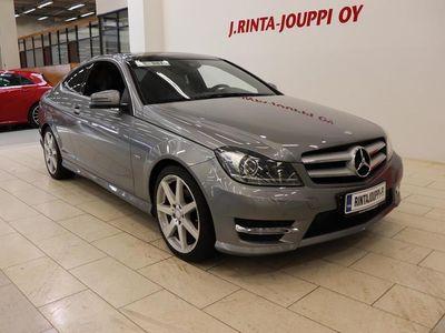 käytetty Mercedes C220 CDI BE Coupé A AMG Styling *Panorama katto, Peruutuskamera*