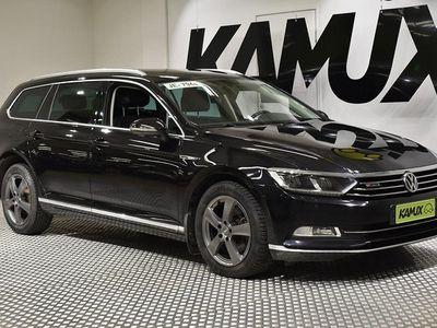 käytetty VW Passat 2.0 TDI 4MOTION GT EXECUTIVE BUSINESS**RUOTSI-AUTO, WEBASTO, KOUKKU, ADAPTIIVINEN VAKKARI,KAMERA, HU
