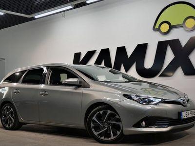 käytetty Toyota Auris Touring Sports 1.6, ActivePlus Comfort Navi 2x-renkaat 112hv