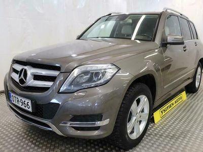 käytetty Mercedes GLK220 CDI BE 4MATIC A PREMIUM BSN *Suomi-auto*