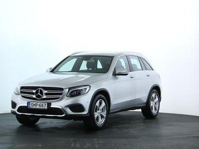 käytetty Mercedes GLC220 d 4Matic A Premium Business | Rahoitustarjous 0,9% ja vuoden polttoaineet kaupan päälle