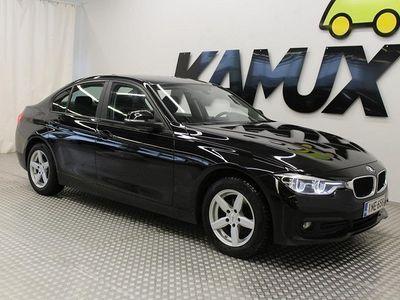 käytetty BMW 320 320 F30 Sedan d A xDrive Edition / 1. Omistaja / LED ajovalot / Pitkä leima /