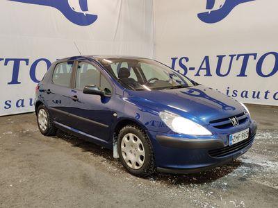 käytetty Peugeot 307 Hatchback 1.6i * Sievä pikku pösö * Kotiintoimitus * Vaihto ja Rahoitus ilman käsirahaa *