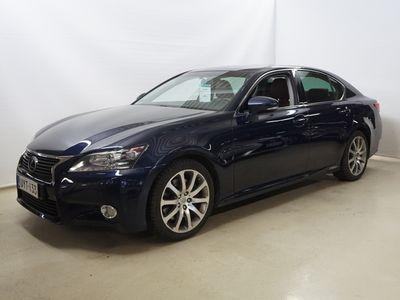 käytetty Lexus GS300h Hybrid Aut Executive * suomi-auto * Luxury-paketti *