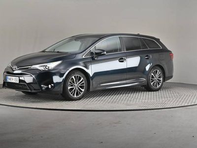 käytetty Toyota Avensis Touring Sports 2,0 D-4D Premium Bsn (17) -Koukku, Lasikatto, Nahat-