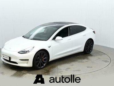 käytetty Tesla Model 3 *PERFORMANCE!* Performance Dual Motor AWD Tarkastettuna, Rahoituksella, Kotiin toimitettuna!