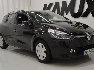 käytetty Renault Clio Sport Tourer TCe 120 EDC-aut Navi Style / 1-OMISTEINEN / AUTOMAATTI / LOHKOLÄMMITIN + SISÄHAARA /