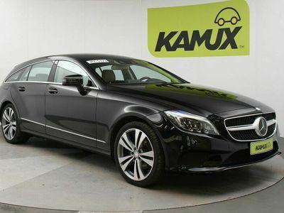 käytetty Mercedes CLS250 Shooting Brake d 4Matic Aut // Adapt. vakkari / Multibeam LED-ajovalot / Navigointi //