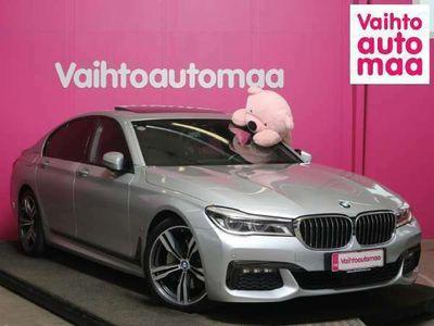 käytetty BMW 740 740 G11 Sedan e M-Sport iPerformance A Business Exclusive *Mahtavat varusteet* *Driving Assistant Plu