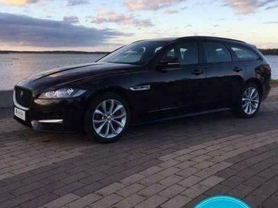 käytetty Jaguar XF Sportbrake *KOTIINTOIMITUS*20d AWD R-Sport Business 132kW Aut. Tarkastettuna, Rahoituksella, Kotiin toimitettu...