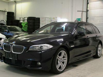 käytetty BMW 535 535 dA xDrive Touring, M-Sport huippuvarusteilla! Vaihto ja rahoitus! OVH 138k€!