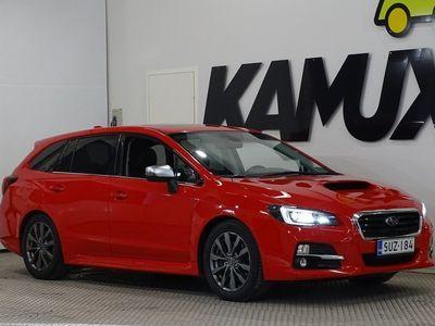 käytetty Subaru Levorg 1,6i GT-S CVT AWD // Neliveto / Nahkasisusta / Kosketusnäyttö / Keyless //