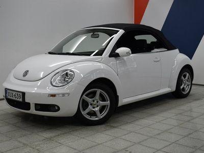 käytetty VW Beetle Cabriolet 1,6 75kw