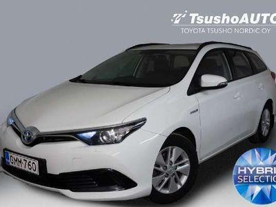 käytetty Toyota Auris Touring Sports 1,8 Hybrid Edition ** Suomi-auto **